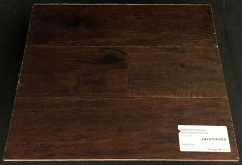 Farmhouse Hickory Engineered Hardwood Floors Antikkwood 1 1