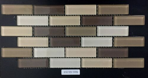 GG 313 Glass Backsplash / Mosaic
