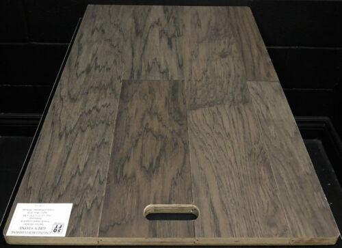 GREY STONE NAF HICKORY ENGINEERED HARDWOOD FLOORING 1 1
