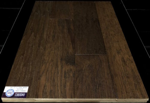 GRIZZLY 12196 AMBIANCE HICKORY ENGINEERED HARDWOOD FLOORING 1