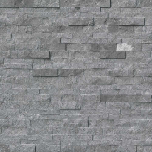 Glacial Grey Stacked Stone Panels Ledgerstone 6x24 1 1