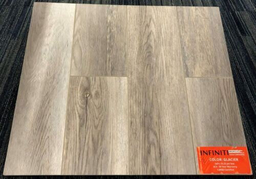 Glacier 12.3mm Infiniti Laminate Flooring