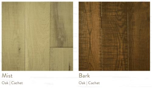 Grandeur Oak Cachet Engineered Hardwood Flooring Mist Bark 1