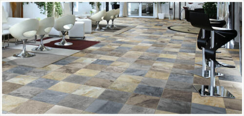 Indian Autumn Slate Tile Anatolia Tile Squarefoot Flooring 1