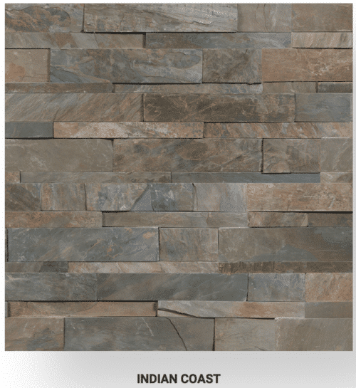 Indian Coast 6x24 LedgerStone Indian Coast 6x18 Ledgerstone Corner 1 1 1