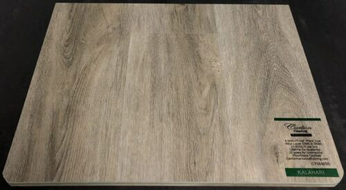Kalahari 6.5mm Vinyl Flooring Underpad Attached Carlton Flooring Prime Collection