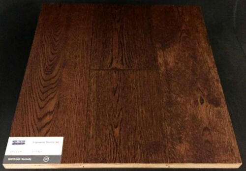 Kentucky Northern White Oak Wire Brush Engineered Hardwood Flooring (T/G)