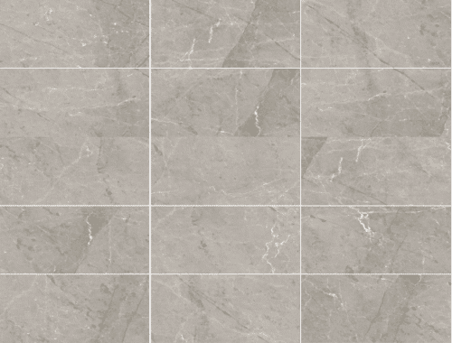 LUSIA SMOKE NESHADA POLISHED PORCELAIN TILE 12X24