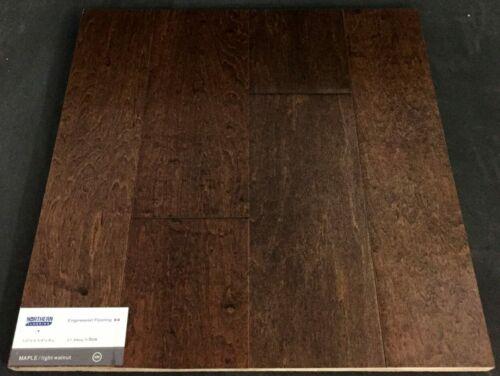 Light Walnut Maple Engineered Hardwood Floors 1 1