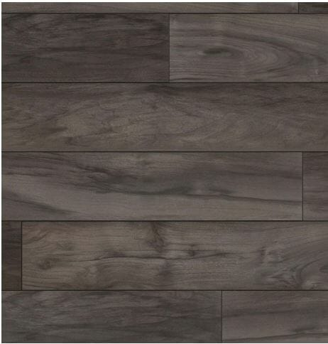 MIDNIGHT WALNUT 44313 DYNAMIC HIGHLANDS INHAUS LAMINATE FLOORING 1