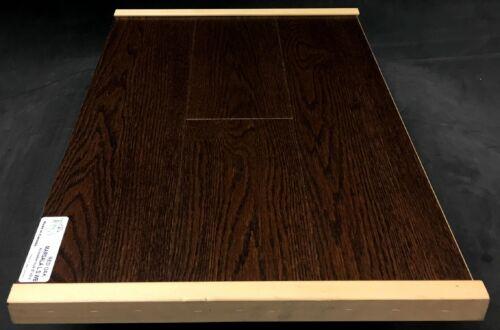 Marsala Tosca Red Oak Wirebrushed Hardwood Flooring