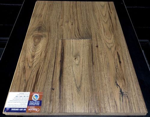NAPLES 13472 OBSESSION HICKORY ENGINEERED HARDWOOD FLOORING 1 1