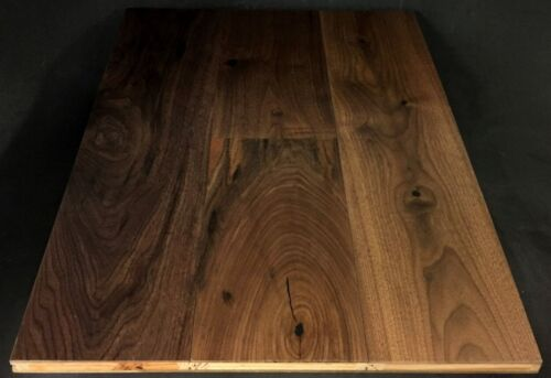 Natural Green Touch American Black Walnut Engineered Hardwood Flooring (T/G)