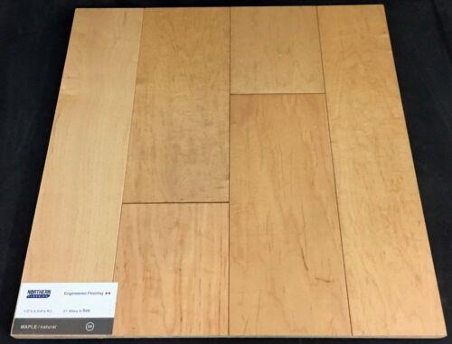 Natural Maple Engineered Hardwood Floors 1 1 1