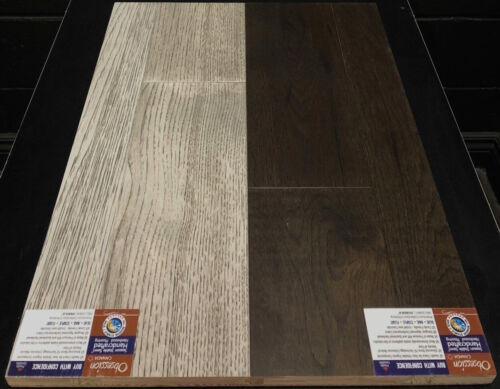 PARIS 22004 AND DUBIN 22001 OBSESSION HICKORY ENGINEERED HARDWOOD FLOORING 1 1