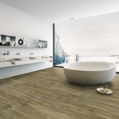 Pewter Oak 6047 Citiflor Vinyl Flooring – Ovation Collection