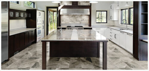 Phantasie Gray Marble Tile – Anatolia
