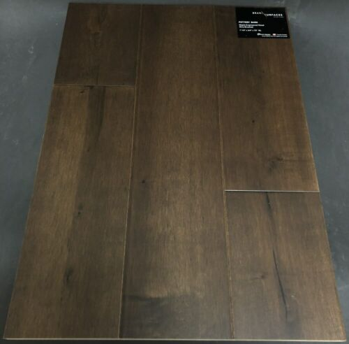 Pottery Barn Brand Surfaces Maple Engineered Hardwood Flooring 1