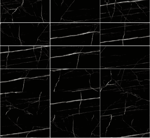 ROYAL NERO MARQUINA NESHADA POLISHED PORCELAIN TILE 12X24 24X24 24X48