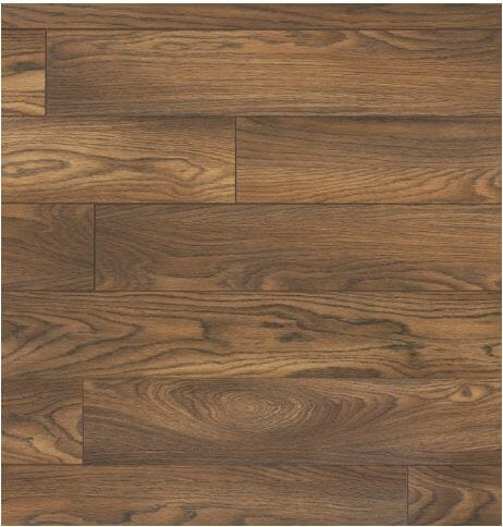 RUSSET OAK 37891 PRECIOUS HIGHLANDS INHAUS LAMINATE FLOORING 1