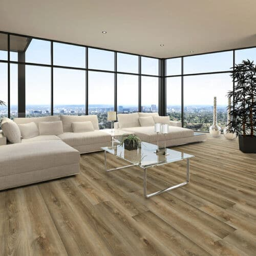 Reclaimed Maple 6076 Citiflor Vinyl Flooring – Krescendo Collection – Pad Attached