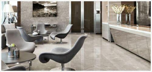 Ritz Gray Marble Tile – Anatolia