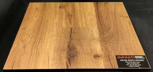 Rustic Hickory 12.3mm Infiniti Laminate Flooring