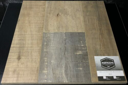 SILO PORTRAITS LAMINATE FLOORING 12MM