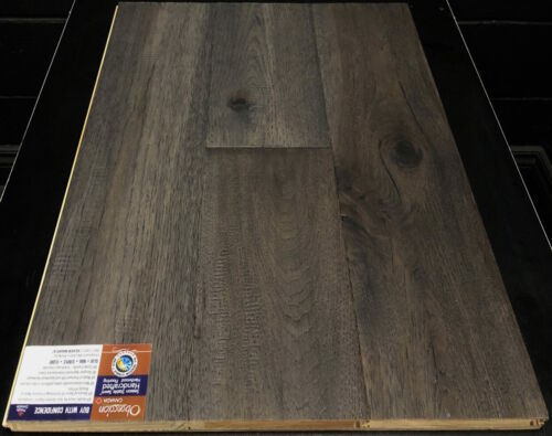 SILVER NIGHT 13455 OBSESSION HICKORY ENGINEERED HARDWOOD FLOORING