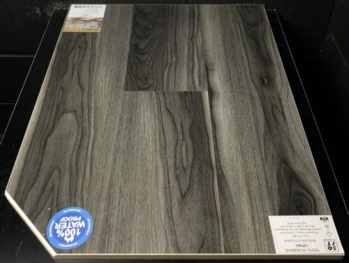 SP005 Simba Vinyl Plank Flooring 5mm + 1.5mm Pad Attached
