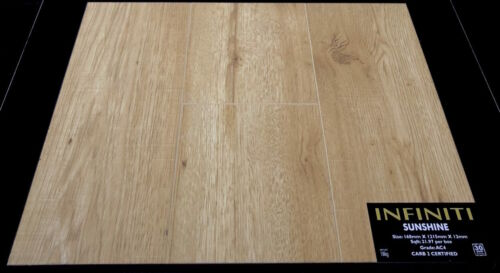 SUNSHINE INFINTI LAMINATE FLOORING