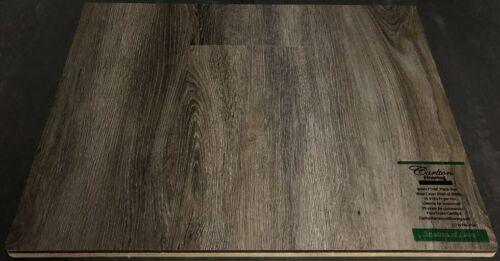 Shades Of Gray 8mm Vinyl Flooring Cork Attached Carlton Flooring Prime Collection. 1 1