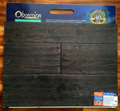 Silver Night 13455 Obsession Hickory Engineered Hardwood Flooring (T/G)