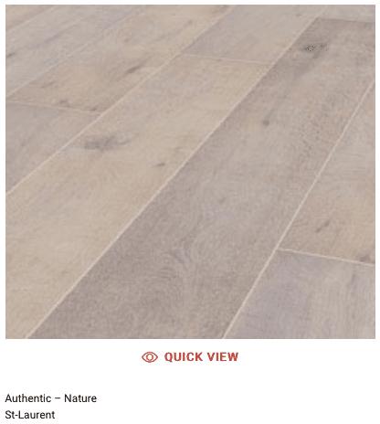 St. Laurent 12mm Authentic Nature Laminate Flooring