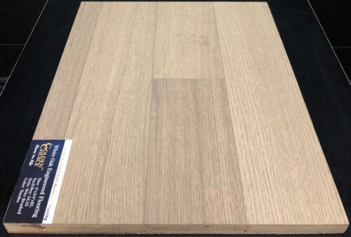 Tundra Golden Choice White Oak Engineered Hardwood Flooring 1