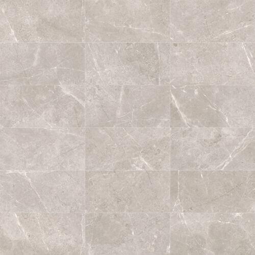 6×24 Ritz Gray Marble Split Face Ledgerstone 72-609