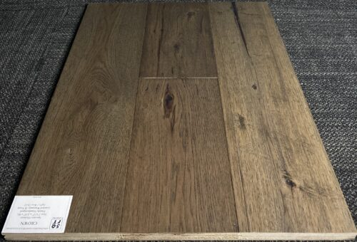 CROWN GRANDEUR HICKORY ENGINEERED HARDWOOD FLOORING