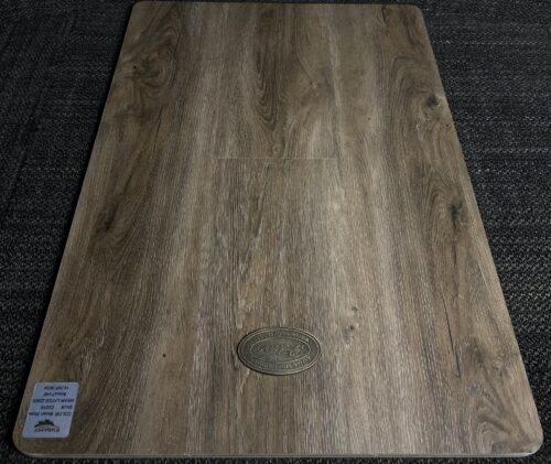 BROWN STONE ES016 CARLTON EMBASSY 8MM VINYL FLOORING PAD ATTACHED