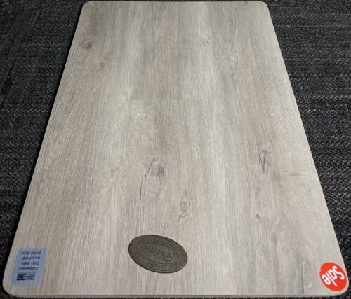COBBLESTONE C03 CARLTON AQUA SHIELD 6MM VINYL FLOORING PAD ATTACHED