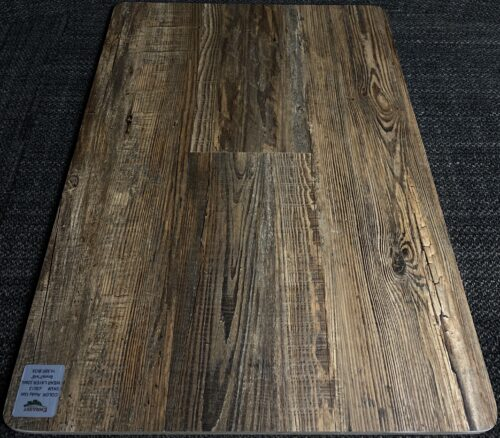 ROCKY OAK ES013 CARLTON EMBASSY 8MM VINYL FLOORING PAD ATTACHED