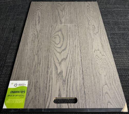 SAN MARINO Vidar American Oak Engineered Harwdood Flooring
