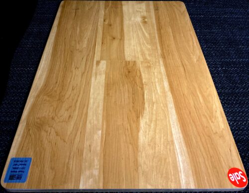 SUGAR MAPLE C07 CARLTON AQUASHIELD 6MM VINYL FLOORING PAD ATTACHED