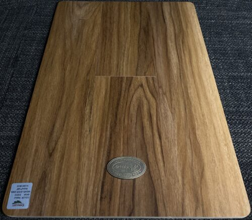 WALNUT ES012 CARLTON EMBASSY 8MM VINYL FLOORING PAD ATTACHED