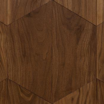 Pyramid American Walnut Select Coswick Engineered Hardwood Flooring