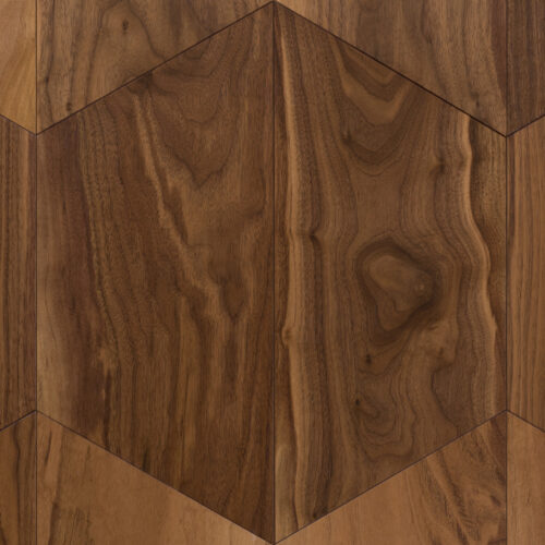Pyramid American Walnut Traditional Coswick Engineered Hardwood Flooring